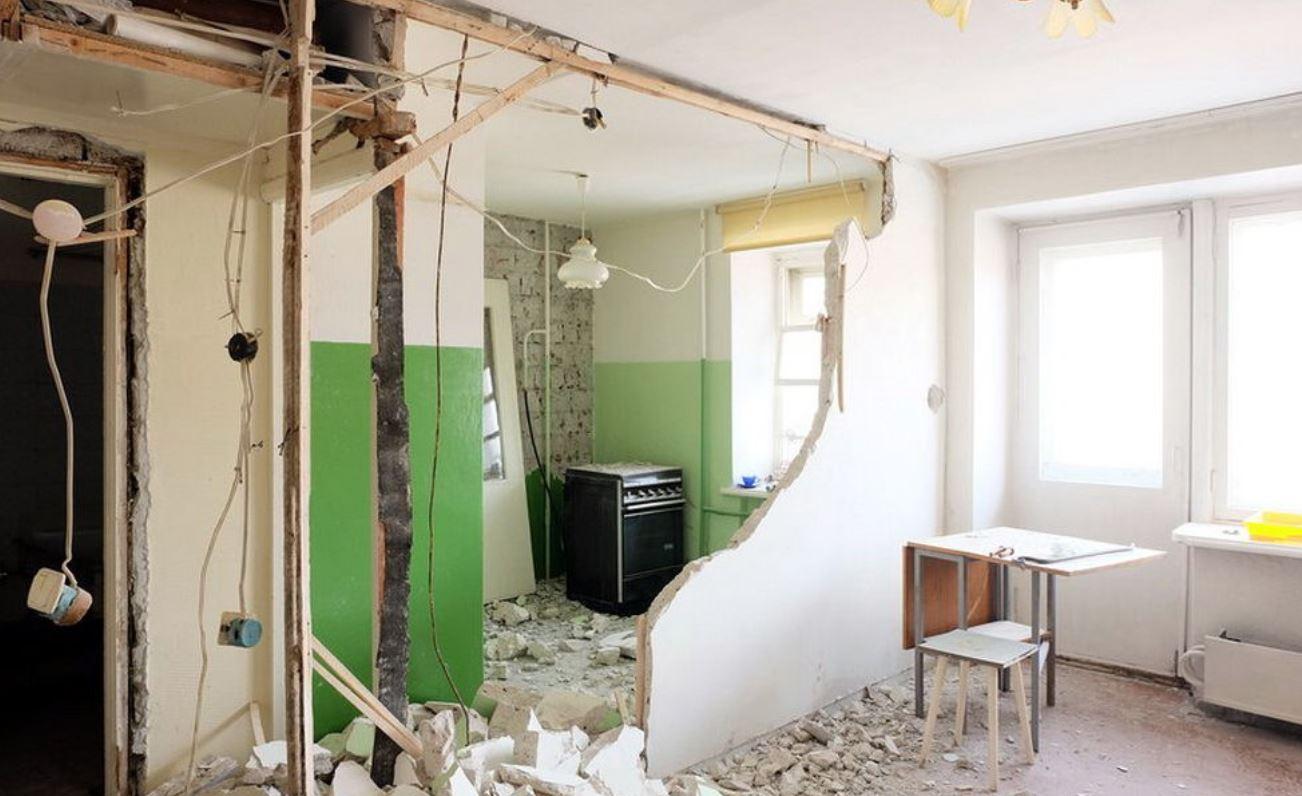 Перепланировка и переустройство квартиры