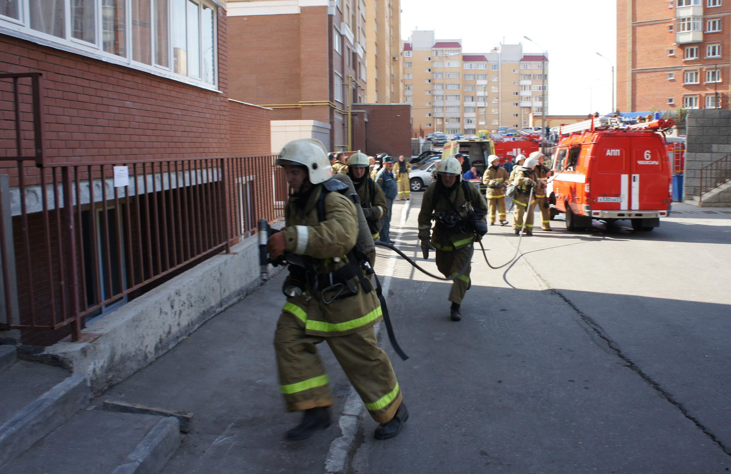 На основании планов тушения может проводиться отработка практических навыков спасателей и собственной пожарной службы.