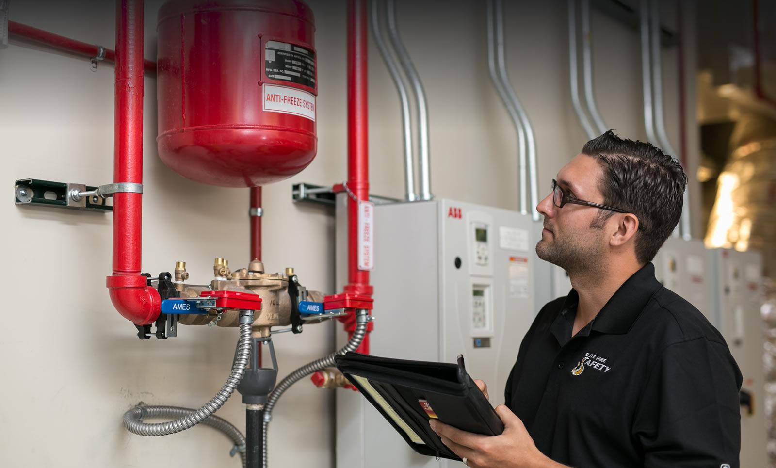 Экспертные компании проводят независимый пожарный аудит с выдачей заключений.